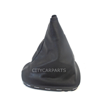 PEUGEOT 107 TOYOTA AYGO CITROEN C1 BLACK GEAR STICK KNOB COVER GAITER WITH BASE
